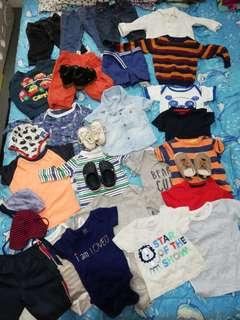 Baby boy bundle for take all - all EUC and original