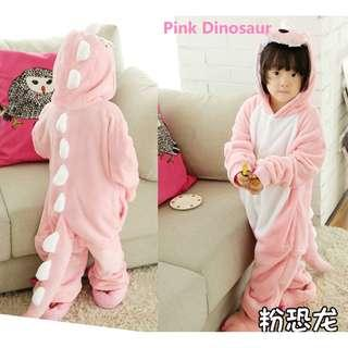🚚 Cartoon Animal Pajamas – Cosplay for party (for kids & adult, boy & girl)