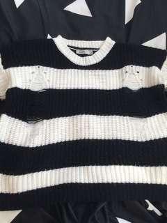 Paperscissors sweater