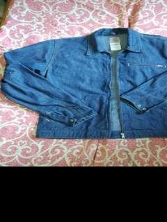 carhartt denim jacket