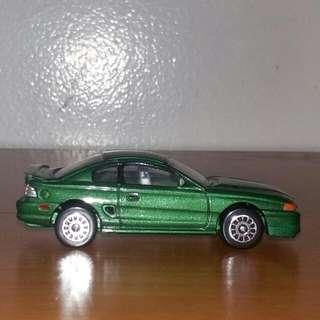 REALTOY Ford Mustang GT NO7 Diecast Scale 1/64