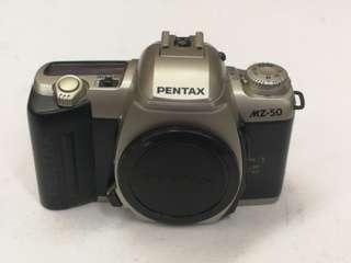 pentax mz-50 body only 35mm film slr