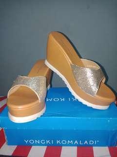 Brand new yongki komaladi shoes