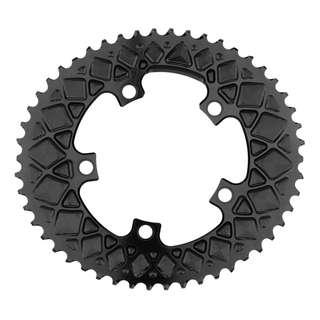 absoluteBLACK Premium Oval Road 2x 110/5 BCD Chainring (50T & 34T)