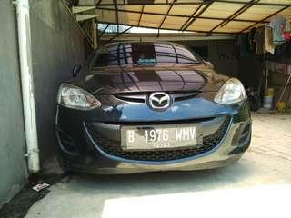Mazda 2 S AT 2011