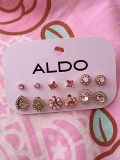 🚚 ALDO Earrings 6 Sets