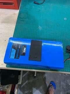 Battery 48V 15AH