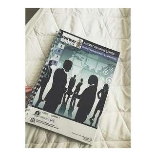 [WTS] AUSMAT Business Management & Enterprise Revision Series