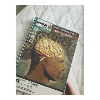 [WTS] AUSMAT Psychology Revision Series