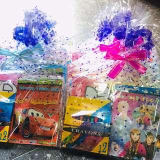 Children Birthday Goodie Bags