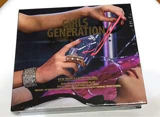 "Girls' Generation 4th mini album ""Mr. Mr."""
