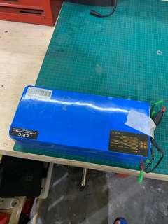 Battery 48V12.5AH