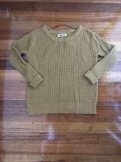 Milk & Honey knit