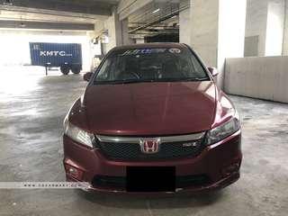 Honda stream 1.8a sunroof
