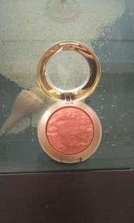 Milani baked powder blush shade rose d'oro