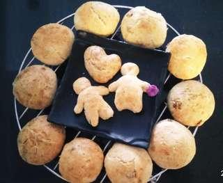 🚚 Scones Baked with Love