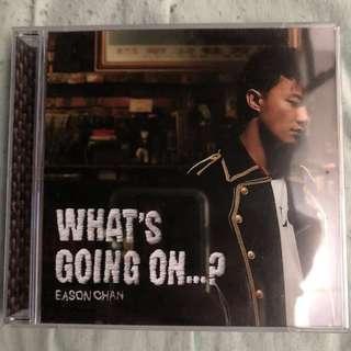 陳奕迅 What's Going On...? CD+DVD