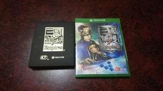 近全新 XBOX ONE 真三國無雙 7帝王傳(中文版)-含限量金牌特典