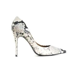 BRAND NEW L'Intervalle Teeva Natural Snake Heel