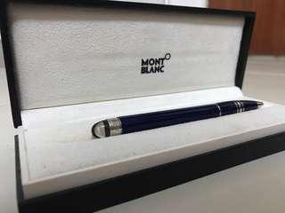 Mont Blanc Blue StarWalker Pen
