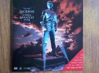 Michael Jackson best MTV VCD