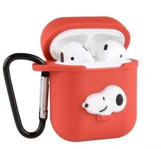 🚚 AirPods snoopy 保護套