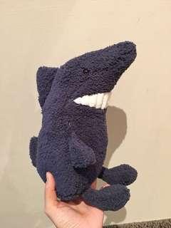 ❤️(全新)鯊魚玩偶