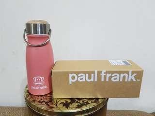 🚚 大嘴猴paul frank木蓋手感保溫瓶膳摩師