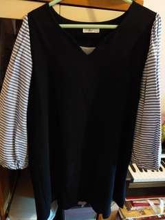 韓國one piece dress