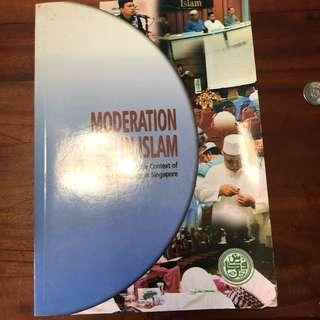 🚚 Moderation is Islam