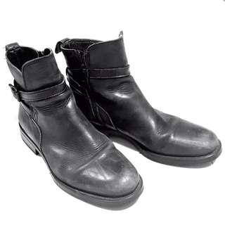 🚚 Real Leather Boots