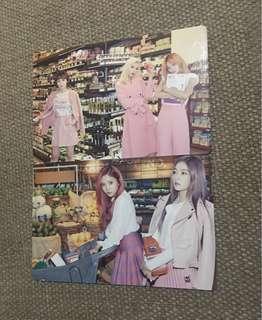 Red Velvet 2017 Season's Greetings Photocard Set (Group Set)