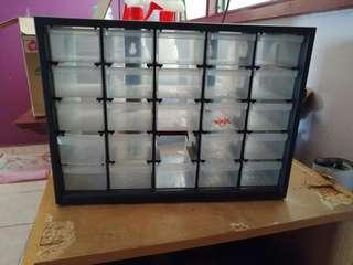 Rack 25 compartment