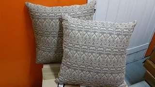 Madras Link Raya Cushions x 2 (brand new)