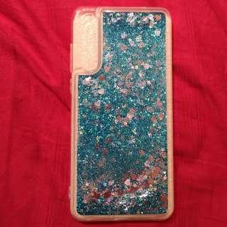 BN Huawei P20 Pro Liquid Quicksand Glitter TPU Case