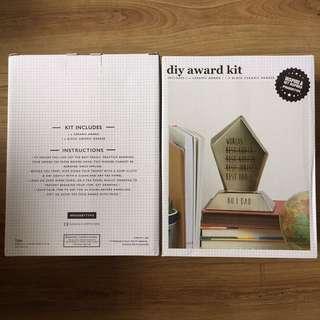 Typo Trophy DIY Kit