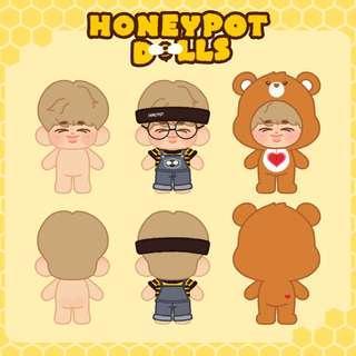 LAST CALL! [SG GO] BTS RM Honeypot Joonie Doll by honeypotdolls
