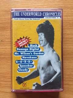 THE UNDERWORLD CHRONICLES compilation cassette