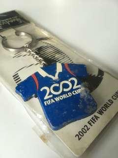 2002 日韓 世界盃 鎖匙扣
