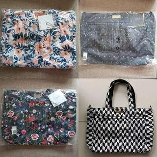 🚚 DESTASH CLEARANCE Jujube Super Be Diapers Bag