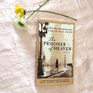 The Prisoner of Heaven by Carlo Ruiz Zafon