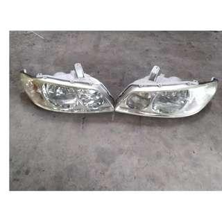 Nissan Sentra N16 Head Lamp