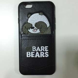 🚚 iPhone 6/6s bare bears phone cover