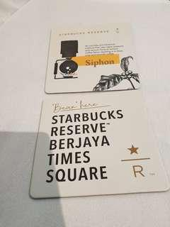 Starbucks Reserve Store 2019 Coaster
