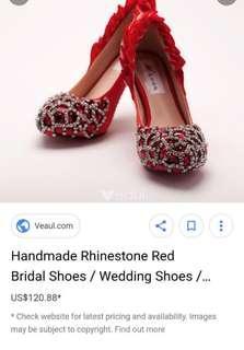 71ead69f7ad Wedding heel