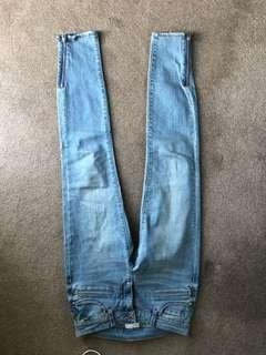 Witchery skinny jeans