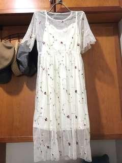 日本帶回仙氣洋裝
