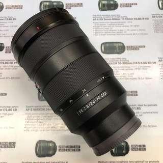 Sony FE 24-70mm F2.8 G-Master (Warranty Set)