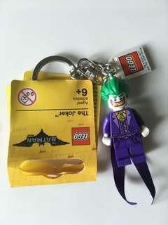 Lego 鎖匙扣 Batman Joker