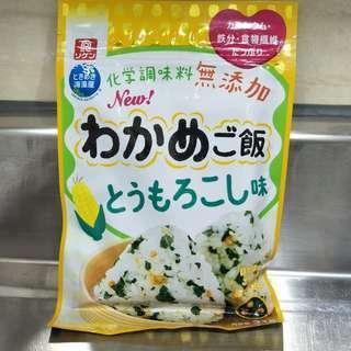 🚚 理研食品 わかめご飯 baby 海苔拌飯用